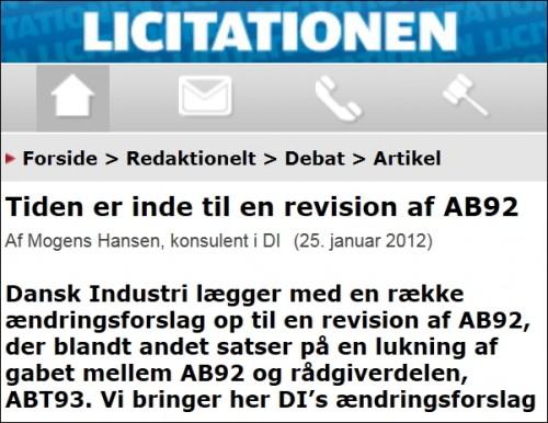 2012.01.25 - Licitationen