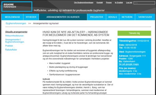 tilladelse byggeprojekt københavn